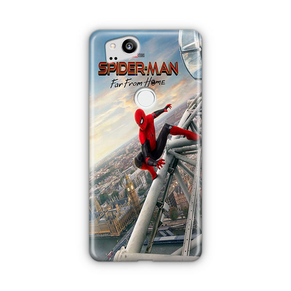 Spider-Man Far From Home's Google Pixel Case