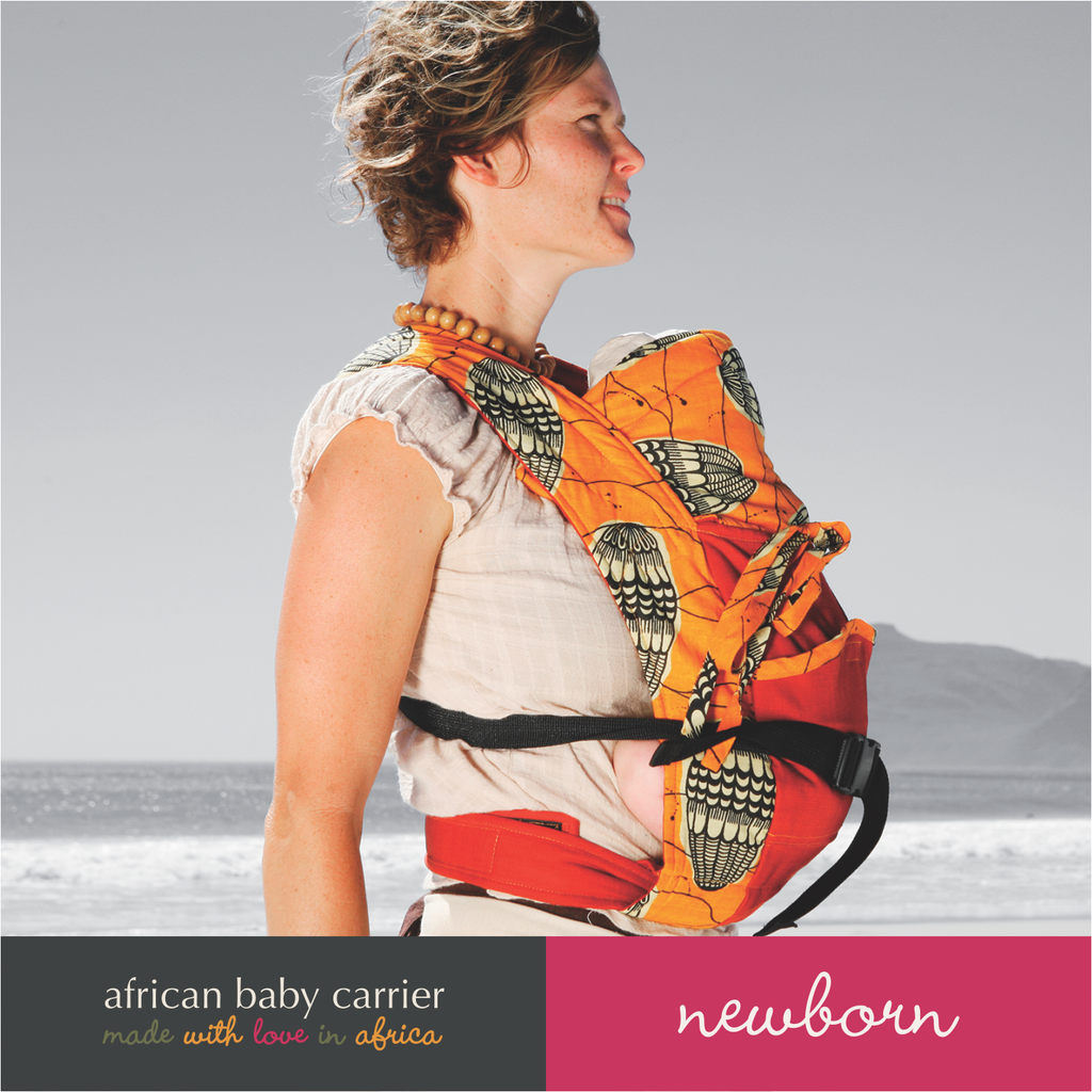 African Baby Carrier - Newborn - Our Precious Moments