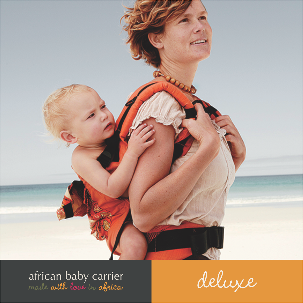 African Baby Carrier - Deluxe - Our Precious Moments