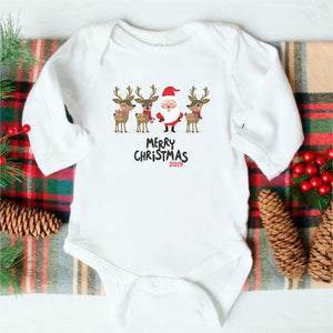 Christmas Baby Vests - Our Precious Moments