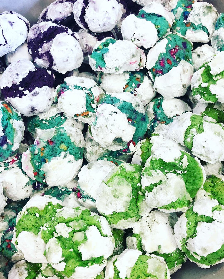 Assorted Mini Crinkles (2 dozen)