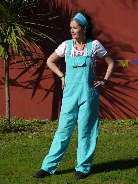 Carly Dungarees-Himalayan Trading Post Ltd