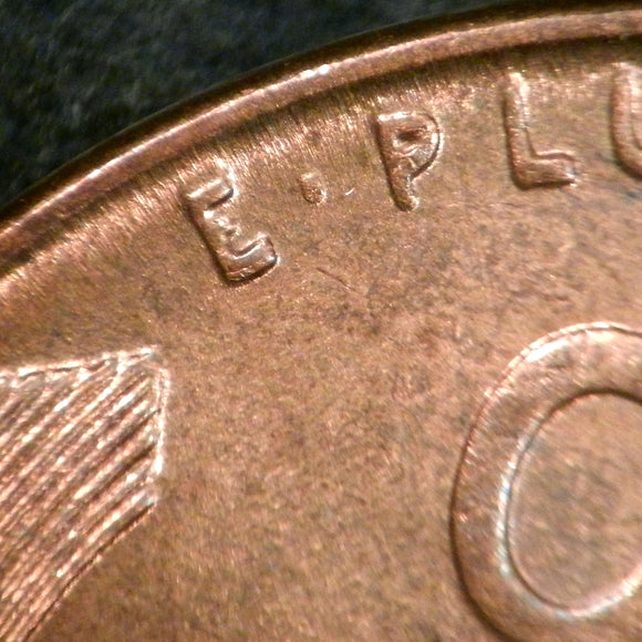 1938-D Lincoln Wheat Cent : GEM MS : 1DR-002 (DDR-002)