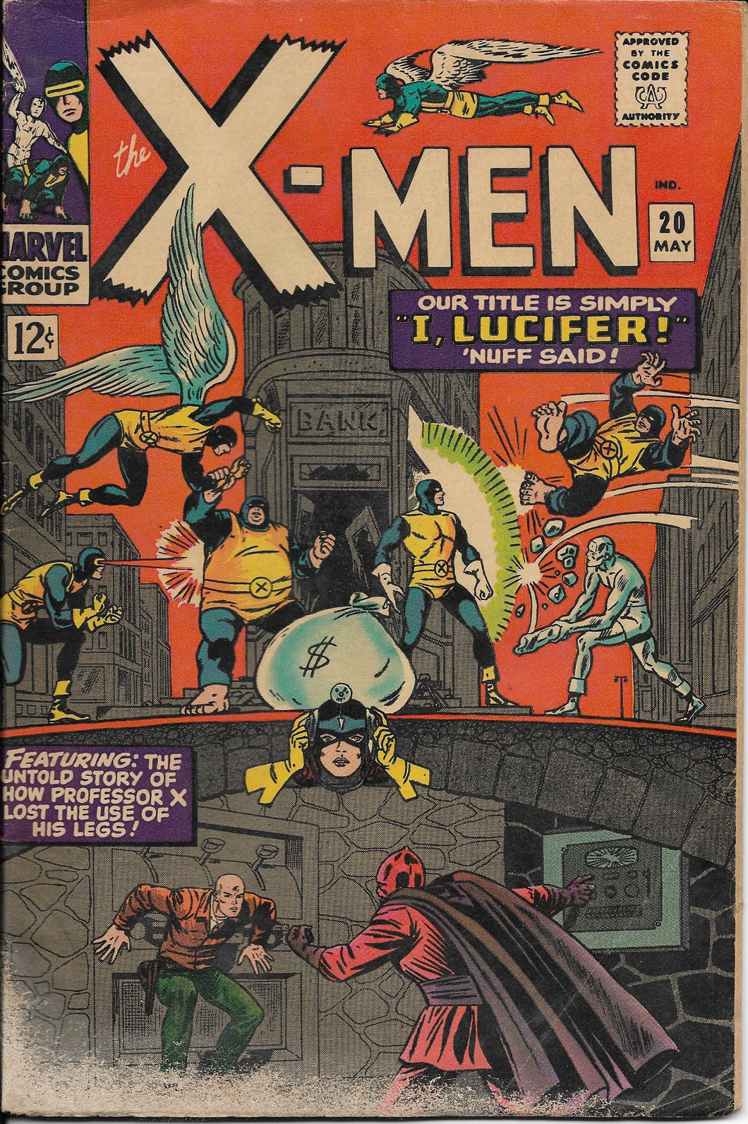 The X-Men No. 20,