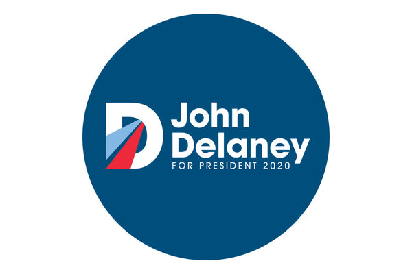 Delaney for President Button
