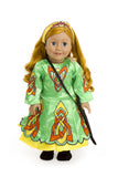 AOIFE IRISH DANCING DOLL