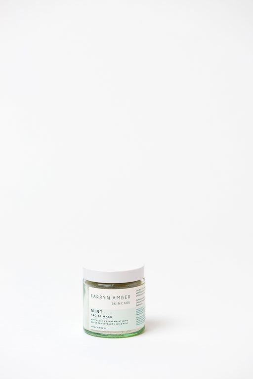 Mint Face Mask 40g