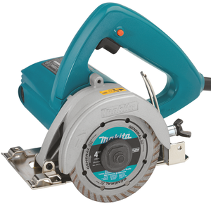 Makita 4100NH Powerful 12 Amp Motor 4-3/8-In Dry Cut Masonry Saw