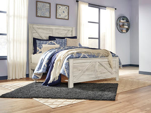 Bellaby Panel Bed