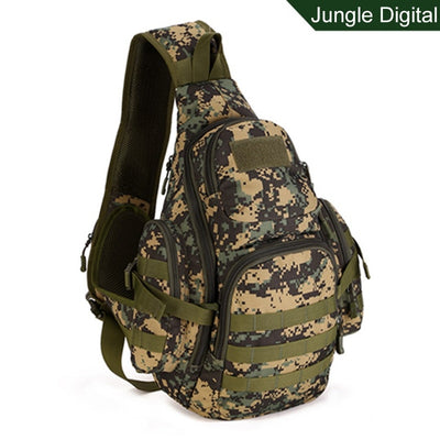 Sling Bags Camping Backpacks Molle Travel Bag Belt Single Shouder Assault Outdoor Sports