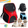 Pet Carrier Bag Puppy Cat Travel Breathable Double-Shoulder Transport