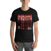 SSR Short-Sleeve Unisex T-Shirt - Mad Man Smooth - Autonomous: Chapter I CD Cover