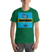 SSR Short-Sleeve Unisex T-Shirt - Halk - S3V3EN/30 CD Cover