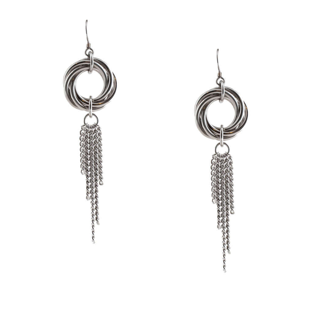 NEST Fringe Earrings