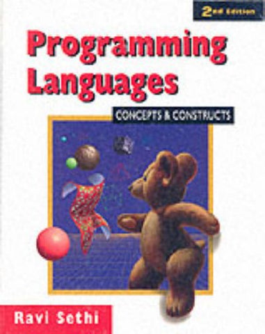 Programming Languages: Concepts And Constructs With Java Package