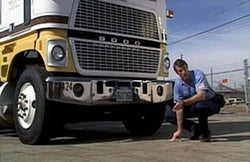 Driving: Heavy Trucks: Vehicle Inspections