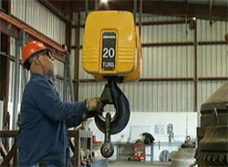 Overhead Cranes - Safety Is In Your Hands