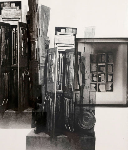 "LOUISE NEVELSON ""EDITH"", 1966"