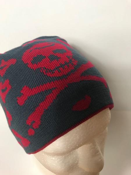 Crossbones Winter Warm Beanie