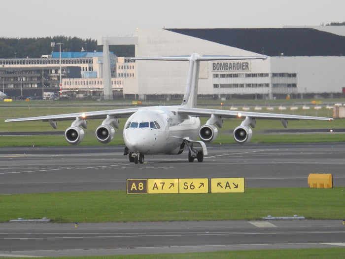 Why the BAe 146 is Sticking Around