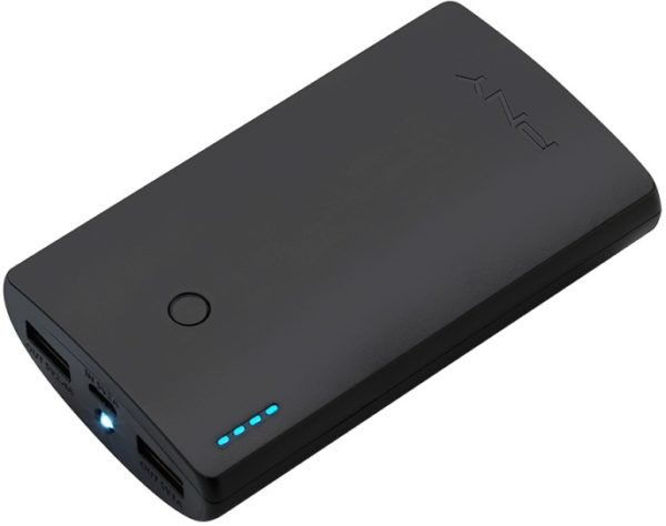 PNY PB780014CURKRB CurveSeries Power Bank 7800mAh Black