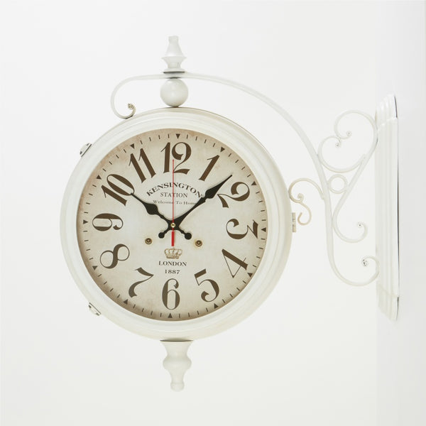 Kenz Double Sided Wall Clock