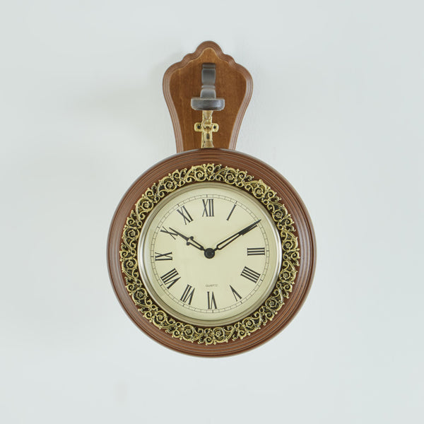Ascot Double Sided Wall Clock