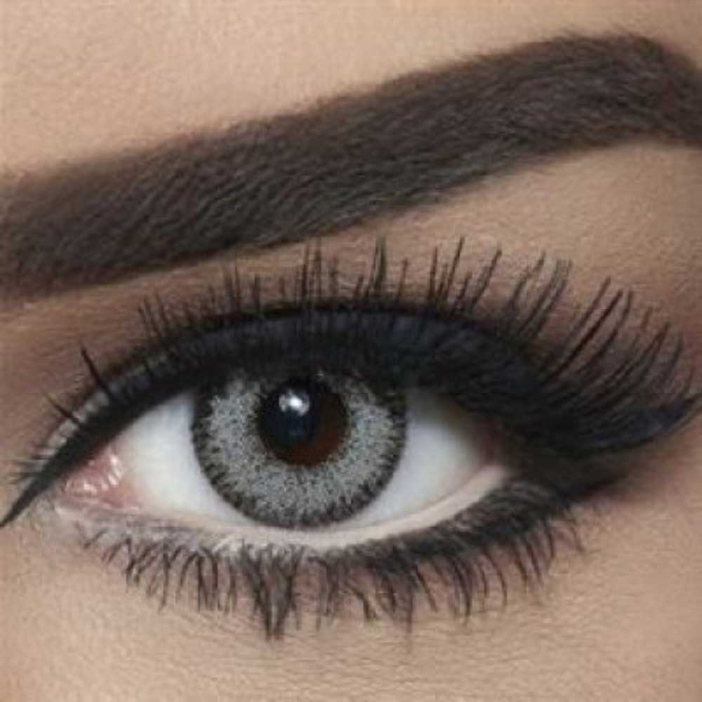 Bella Husky Grey Colored Contact Lenses