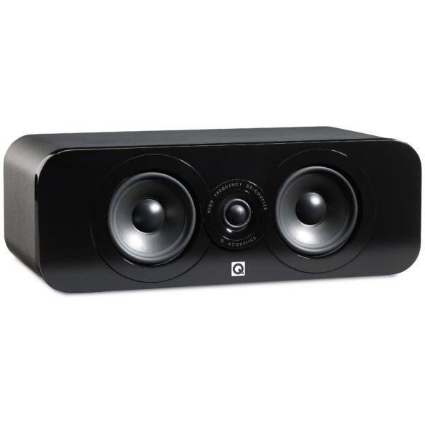 Q Acoustics Q3090C Center Speaker Black Lacquer