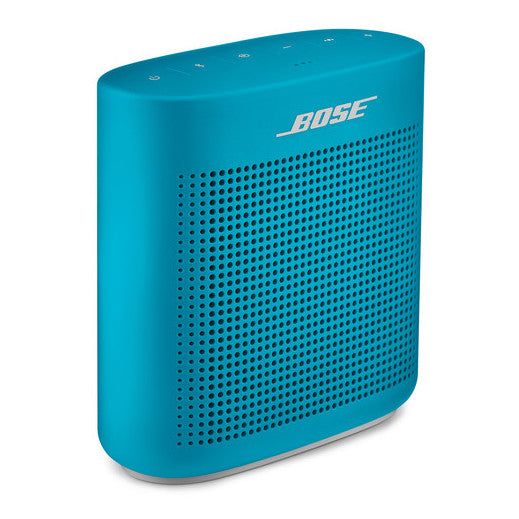 Bose SoundLink Color II Bluetooth Speaker Aquatic Blue 7521950500