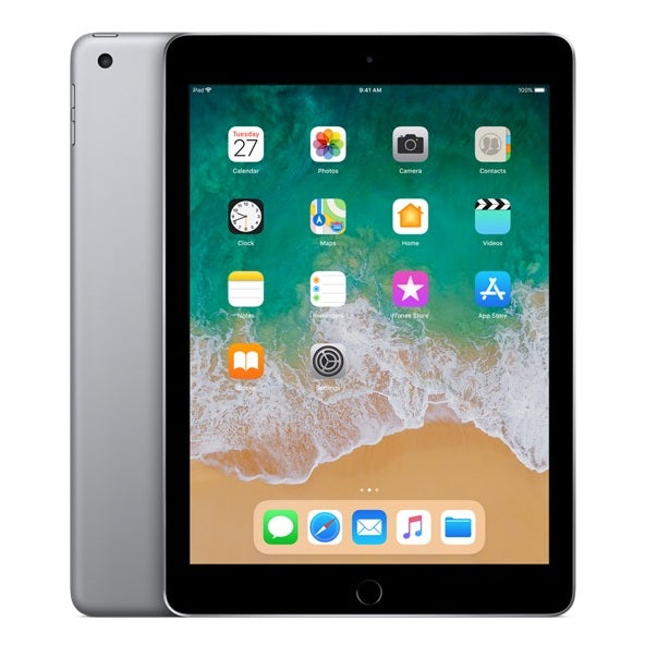 Apple iPad (2018) - iOS WiFi 32GB 9.7inch Space Grey