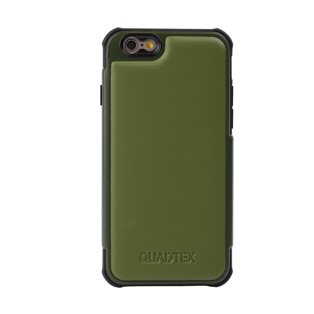 QUADMAX ULTRA PROTECTIVE CASE FOR IPHONE 6 ARMY GREEN & OLIVE