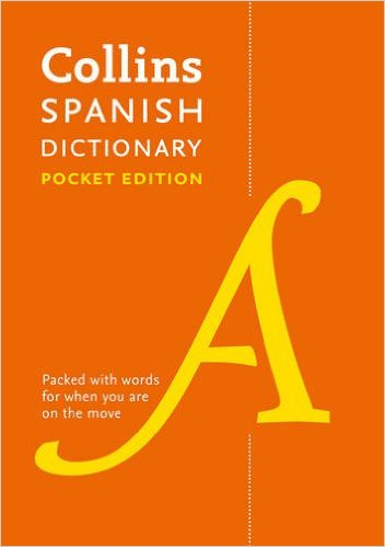 COLLINS POCKET-SPANISH DICTIONARY