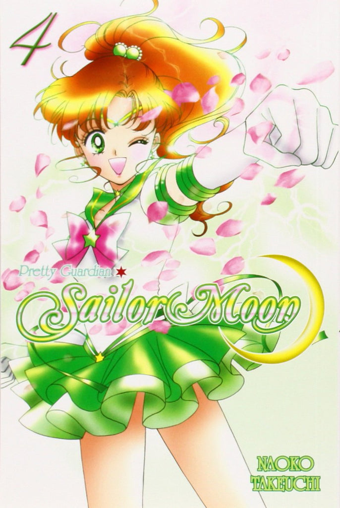 PRETTY GUARDIAN SAILOR MOON VOL.4