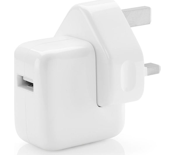12W USB Power Adapter - UK