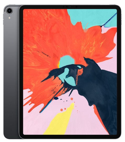 iPad Pro 12.9 (2018) -512GB WiFi+Cellular with FaceTime