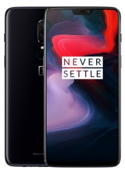 OnePlus 6 64GB/6GB Ram Mirror Black