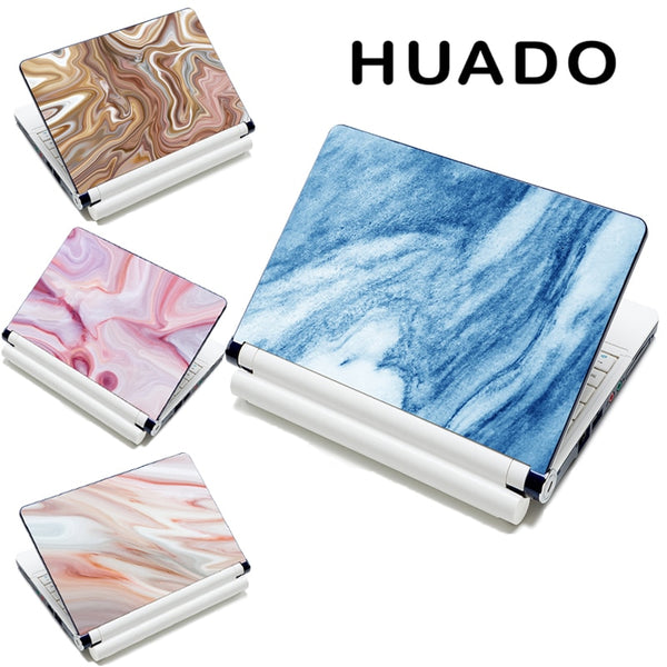 New Marble laptop skin 10 13 13.3 15 15.4 15.6 17 17.3 Universal Laptop Skin Cover Sticker