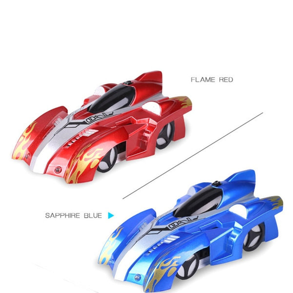New RC Wall Climbing Car Remote Control Anti Gravity Ceiling Racing Car