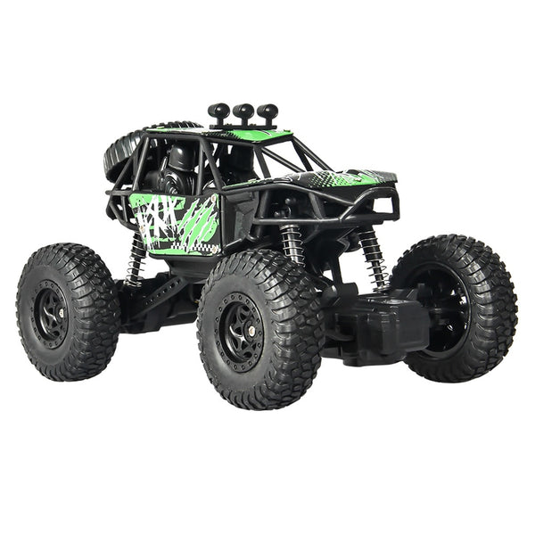 Four-wheel Buggy RC Car Carro Remote Control Climbing Toy