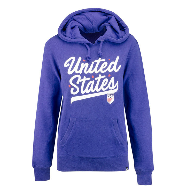WOMEN'S '47 US ARCH HEADLINE HOODED PULLOVER
