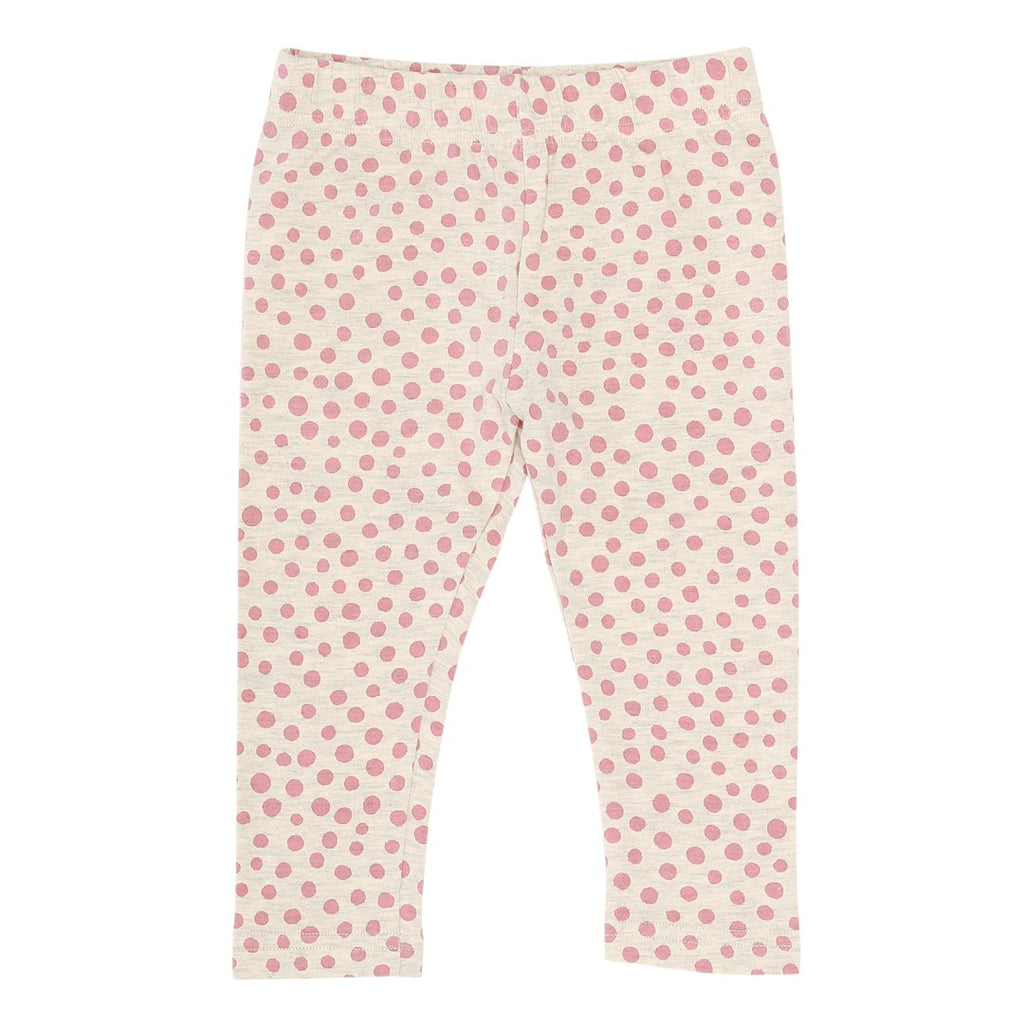 Leggings rosa Dots