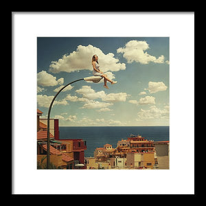 Crazy - Framed Print