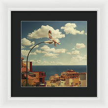 Load image into Gallery viewer, Crazy - Framed Print