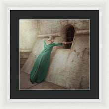Load image into Gallery viewer, Choose Kindness Over Judgement - Framed Print