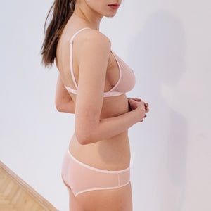 The PLAY Bra | Rose