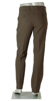 ALBERTO CERAMICA GEORGE DRESS PANT BROWN 0039