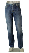 ALBERTO JEANS TOMMY COMFORT FIT AUTHENTIC DENIM MED BLUE T1896-881