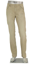 PIPE DENIM SUPER STRETCH TAN