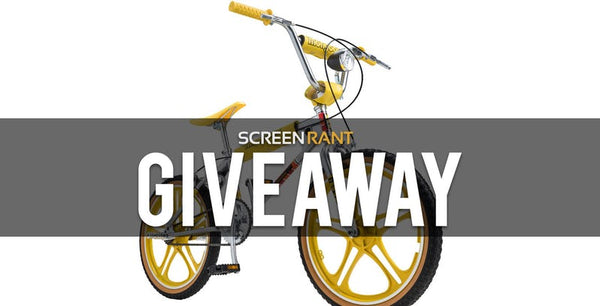 Screen Rant Giveaway